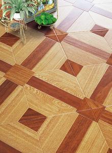 Composite Wood Art Parquet Laminate Floor for 12.3mm pictures & photos