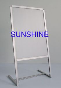 Aluminum Poster Stand pictures & photos