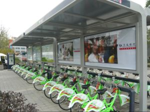 Fashion City Bicycle Public Bike Sharing System/Public Bicycle Rental System