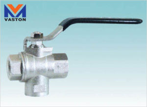 Brass Ball Valve (VT-6132) pictures & photos