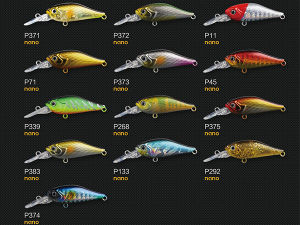 Plastic Fishing Lure (Nano Minnow 40mm Floating) pictures & photos