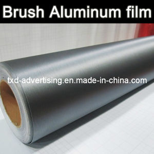 Car Body Sticker Brushed Vinyl Films Brushed Film