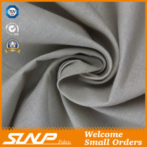 Dyeing Linen Cotton Fabric for Shirt and Pants