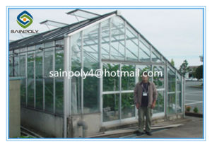Hot Sale Sainpoly Small Garden Greenhouse pictures & photos