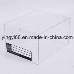 Factory Direct Sale Acrylic Box for Nike pictures & photos