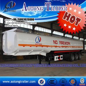 Hot Sale Bulk Material Transport Tank Semi Trailer pictures & photos