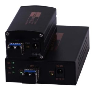 Broadcast 1080I/1080p HD-Sdi Fiber Optic Converter