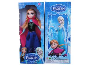 Wholesale 11.5 Inch Fashion Plastic Toy Anna Doll (10226107) pictures & photos