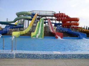 Custom Water Slide Water Park pictures & photos