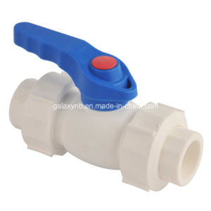Hot Sale Competitive PP Ball Valve for Irrigation pictures & photos