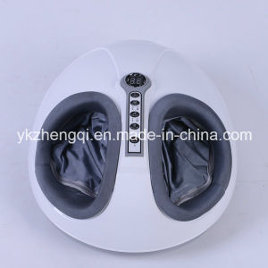 Air Bag Infrared Heating Foot Massager with Remote Control (zq-8010) pictures & photos
