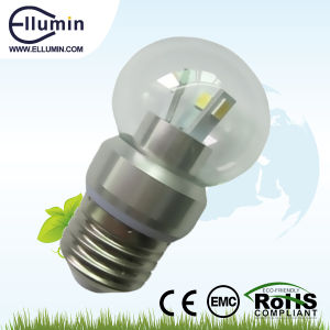 LED Design Lighting Mini Bulb E27 3W Light