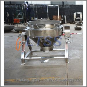 Large Capacity Commerical Electric Cooking Pot pictures & photos