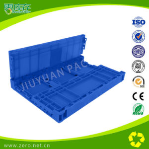 Plastic Folding Plastic Crate for Workhouse Logistic Transportation pictures & photos