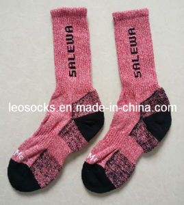 Hot Selling Sport Bamboo Women Socks pictures & photos