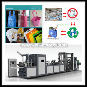 Non Woven Bag Making Machine Price (ONL-C800) pictures & photos