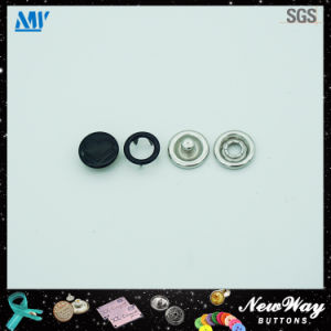 Colorful Enamel Metal Cap Prong Snap Button for Baby Cloth pictures & photos