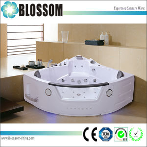 Blossom Hydro SPA Jacuzzi Whirlpool Tub Massage Bathtub (BLS-8328) pictures & photos