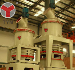 Highest Fineness Hgm Micropowder Ginding Mill Manufacturer for Sale pictures & photos