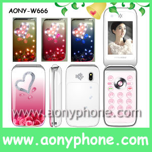 Mobile Phone W666