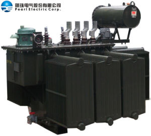 Three-Phase Two-Winding Distribution Transformer Oil-Immersed Distribution Transformer pictures & photos