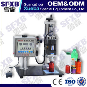 Sfxg-200 Semi Automatic Manual Bottle Capping Machine pictures & photos