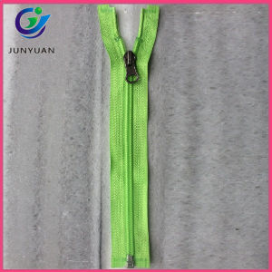 Multi Color Mesh Tape Invisible Nylon Zipper pictures & photos