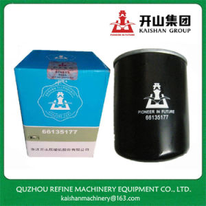 Oil Filter 66135177 for Kaishan 55kw Compressor Maintenance Parts pictures & photos