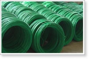 PVC Coated Iron Wire, PVC Wire, PVC Coated Wire pictures & photos