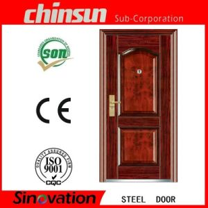 New Design Main Gate Steel Door with Great Price pictures & photos