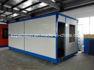 Peison Portable Prefabricated/Prefab Mobile House pictures & photos