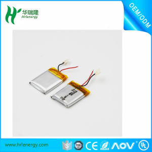 UL Approved 3.7V 250-1000mAh Rechargeable Lithium Polymer Battery for Electronic Device pictures & photos