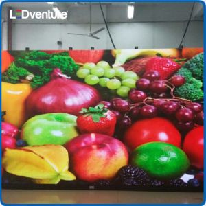 P2.5 Indoor Energy Saving Full Color LED Display Panel pictures & photos