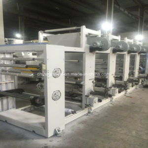 Shaftless Rotogravure Printing Machine for Plastic Film (Pneumatic Shaft) pictures & photos