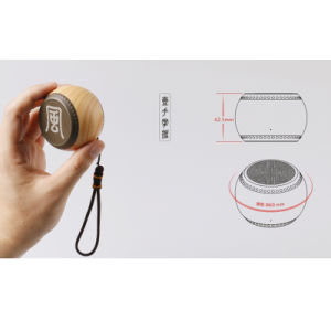 Unique Design MP3 Mobile Wireless Bluetooth Mini Portable Speaker pictures & photos