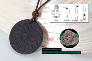 Hottest Lave Pendant for Unisex with High Negetive Ion (30007) pictures & photos