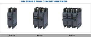 Gold Supplier Protective Electric Bh Mini Circuit Breaker MCB pictures & photos