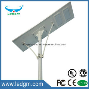 120W Outdoor Bridgelux Chip IP65 Integrated All in One LED Solar Streetlight pictures & photos