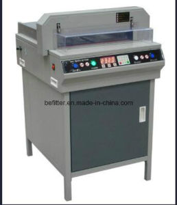 450VS+ with Press paper automatically paper cutter pictures & photos