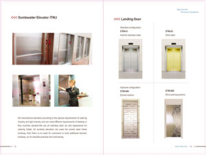 2017 Hot Sale Customized Food Elevator Dumbwaiter Lift pictures & photos