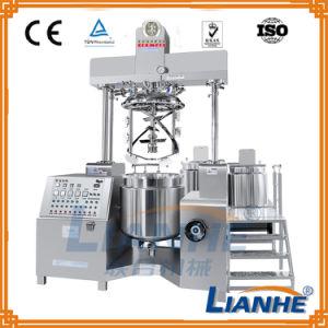 Vacuum Emulsifier Mixing Tank for Cream/Liquid Emulsifying Homogenizing pictures & photos