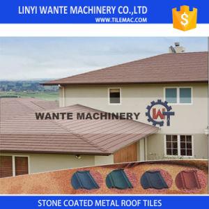 Wante Aluminum Zinc Steel Roof Tiles for Roof Construction pictures & photos