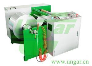 "Catering Usage Aluminum Foil Rewinder High Speed 12"" 18"" Semi-Automatic Ungar Machinery"