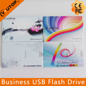 Custom Business Credit Card Pendrive Flash USB (YT-3101) pictures & photos
