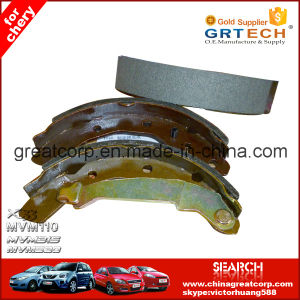 High Quality Rear Brake Shoes for Chery QQ S11-3502170
