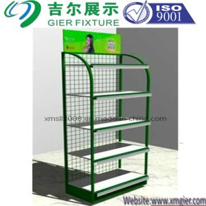 Shelf Rack Furniture Store Display Supermarket Racking Exhibition Stand (GDS-056) pictures & photos
