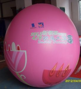 Inflatable Advertising Helium Round Balloon pictures & photos