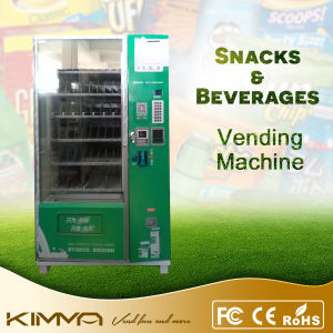 Combo Vending Machine for Can Food and Cigarette pictures & photos