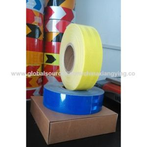 Pet Customized Color Reflective Safety Tapes for Vehicle pictures & photos