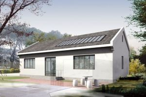 Steel Structure Bungalow Same Like Traditional House pictures & photos